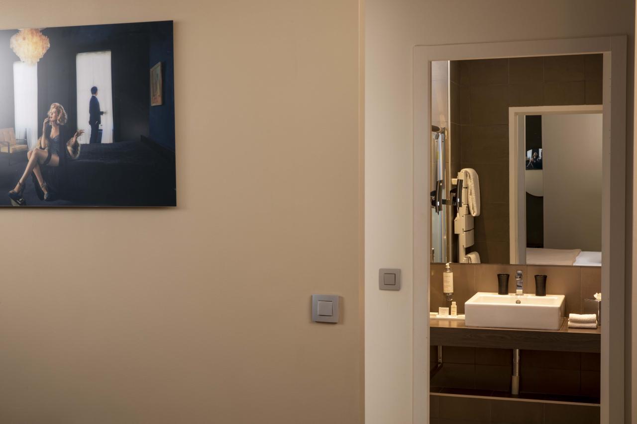 Le Rayz Vendôme - chambre